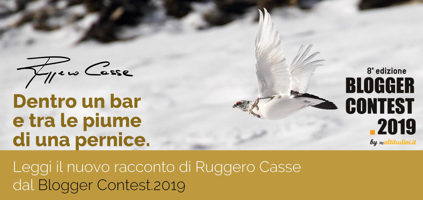 Leggi il nuovo racconto di Ruggero Casse